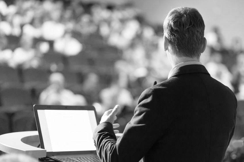 Vortrags- und Redecoaching
